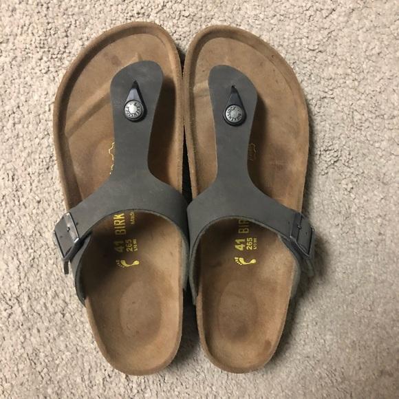 7de7febab089 Birkenstock Shoes - Birkenstock Gizeh Sandals